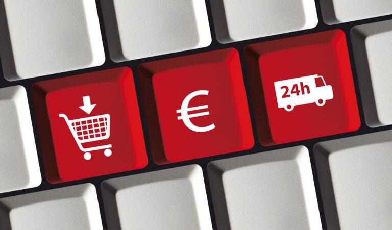 E Commerce Kreislauf Ablauf