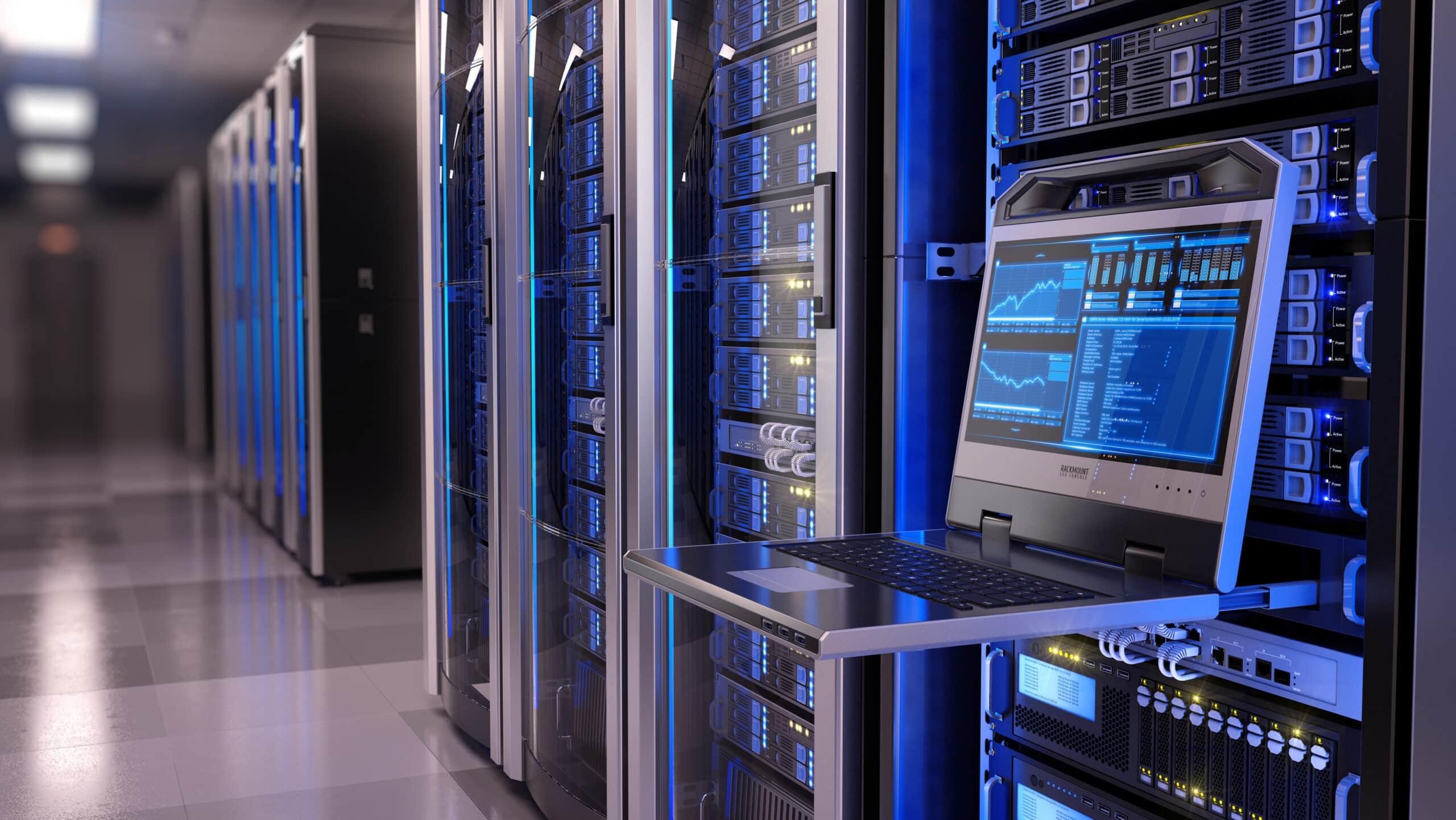 gesichert ins Datacenter mit sftp