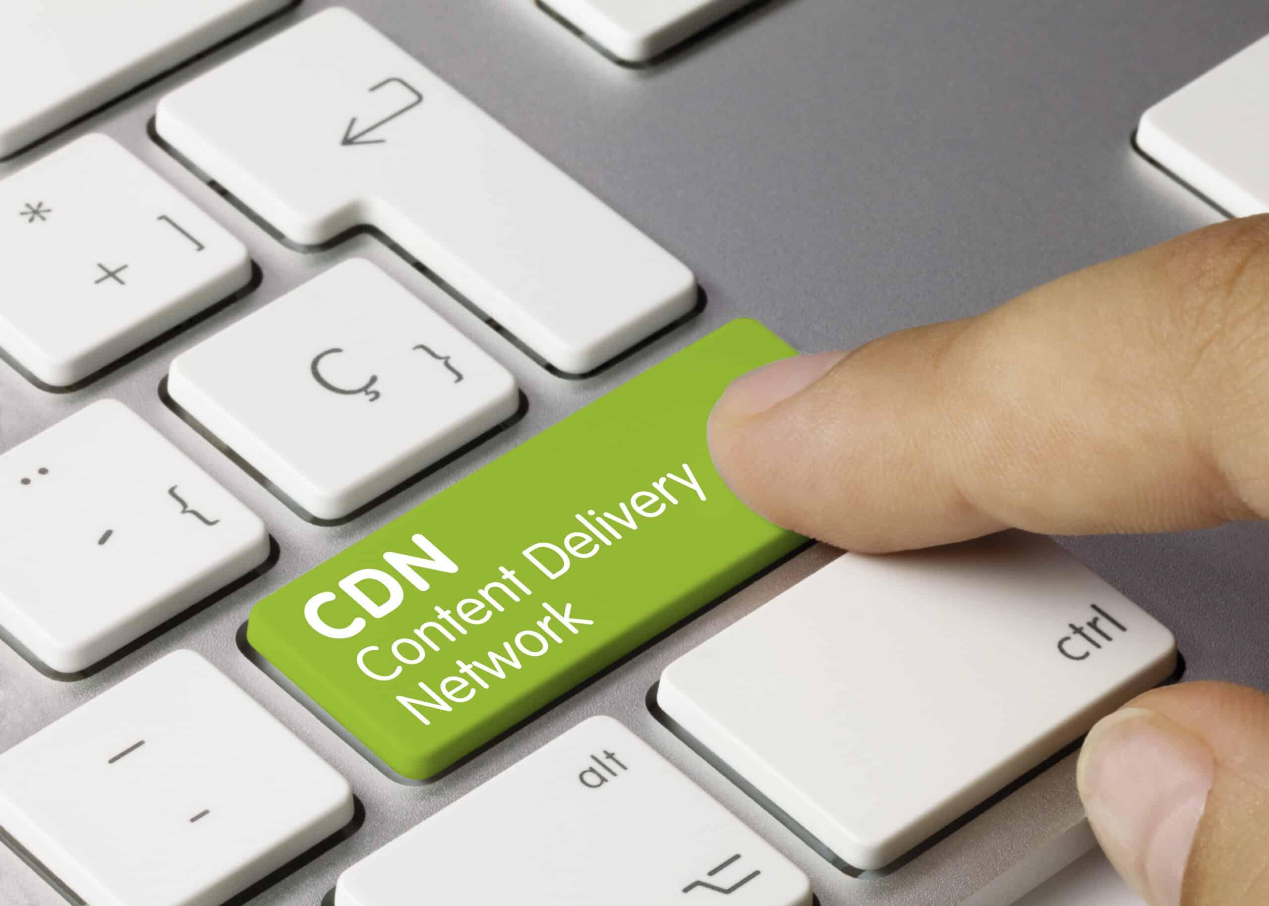 CDN verwenden