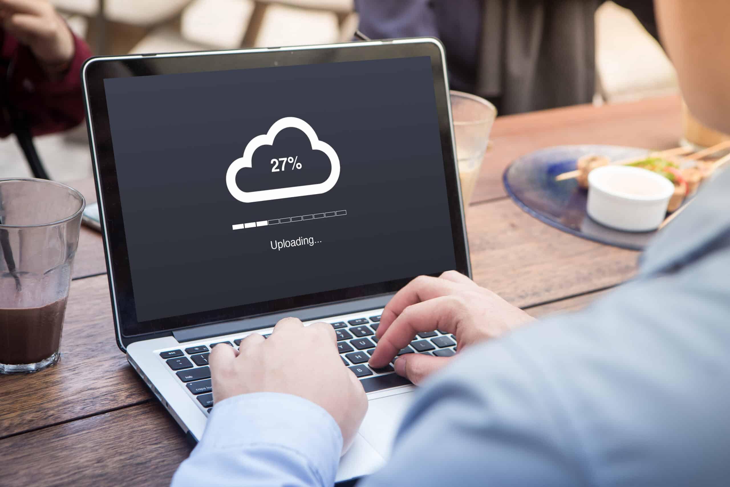 Clouddaten laden
