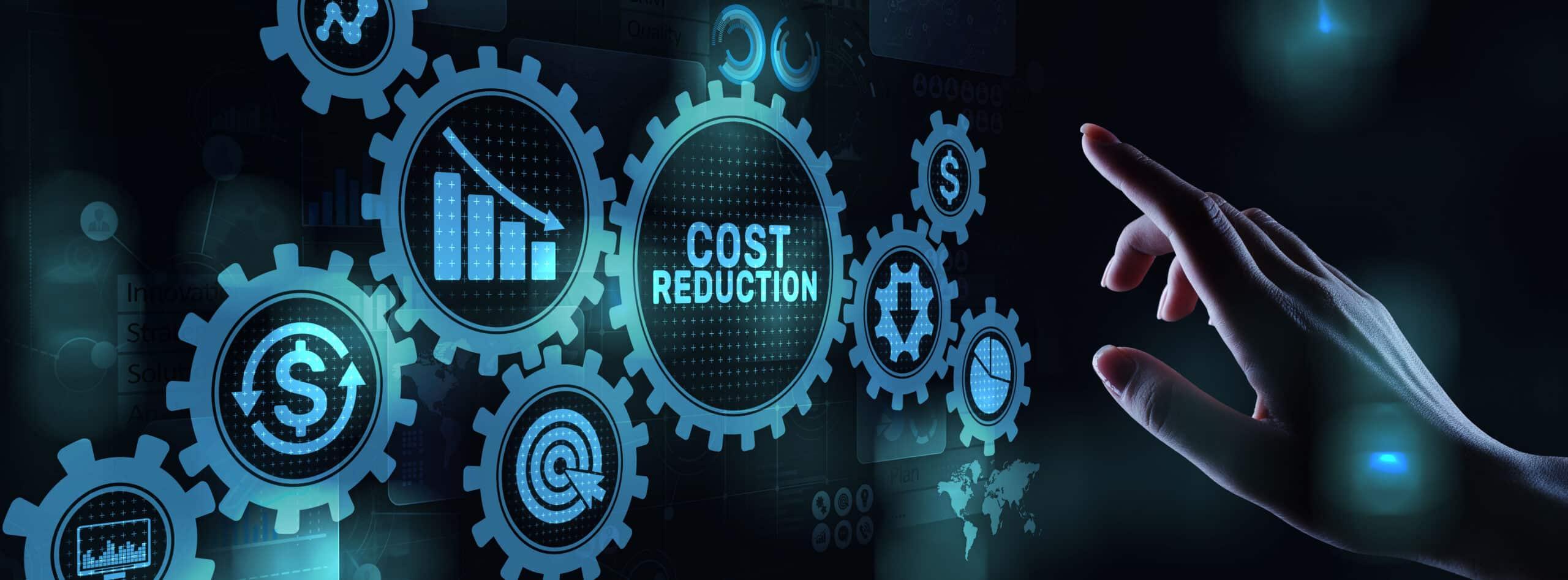 Kostenreduktion